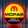"""Mopar Parts - 13.5"""" Advertising Globe"""