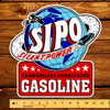 """SIPO Silent Power - Carbonless Lubricated 12"""" Pump Decal"""