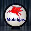 Mobilgas Flying Horse | Gas Pump Globe