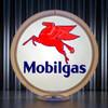 Mobilgas Flying Horse   Gas Pump Globe