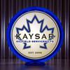 Kaysar Oilfield Services custom globe