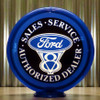 Ford V-8 Authorized Dealer | Gas Pump Globe
