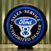 Ford V-8 Authorized Dealer | Gas Pump Globe