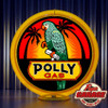 Polly Gas - Wilshire Oil Company | Gas Pump Globe