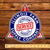 "Illinois Farm Supply 12"" Pump Decal"