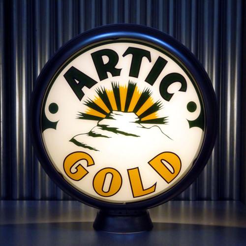"Artic Gold Gasoline 15"" Lenses"