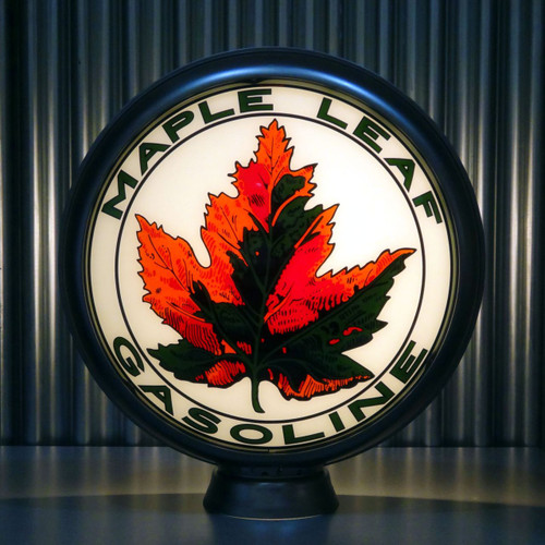 "Maple Leaf Gasoline 15"" Lenses"