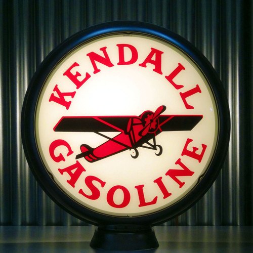 "Kendall Aviation Gasoline 15"" Lenses"