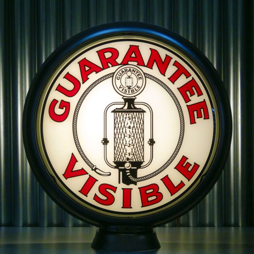 "Guarantee Visible - Factory Fry Globe 15"" Ltd Ed Lenses"