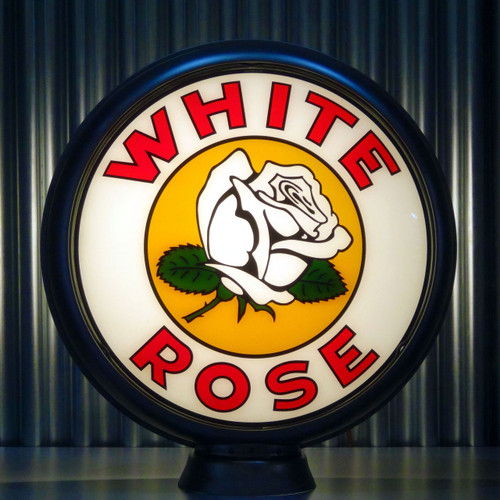 """White Rose Gasoline 15"""" Lenses"""