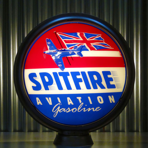 "Spitfire Aviation Gasoline 15"" Lenses"