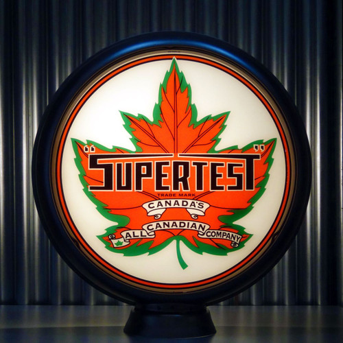 "Supertest Leaf Gasoline 15"" Lenses"