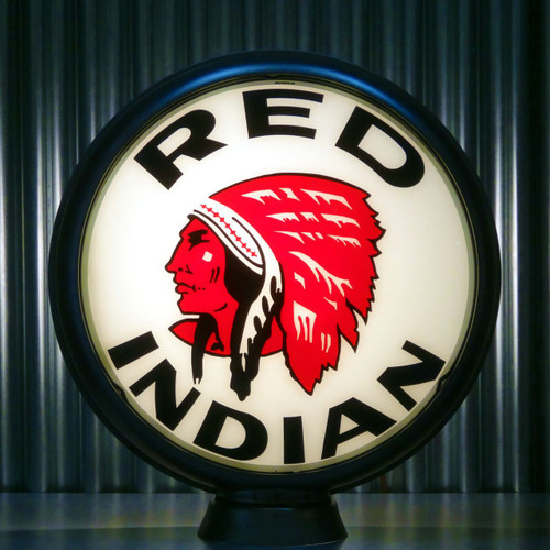 "Red Indian Gasoline 15"" Lenses"