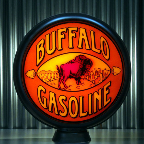 "Prairie Cities Buffalo Gasoline (Orange) 15"" Lenses"