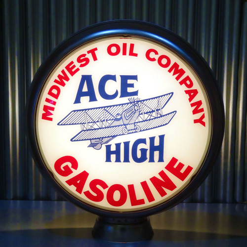 "Midwest ACE HIGH Gasoline 15"" Lenses"