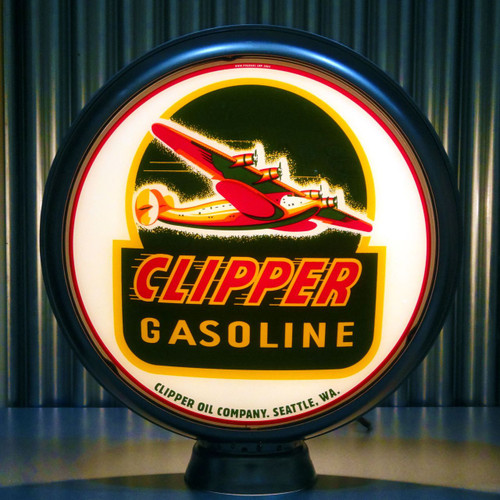 "Clipper Gasoline 15"" Lenses"