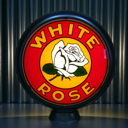 """White Rose Gasoline (Red) 15"""" Lenses"""