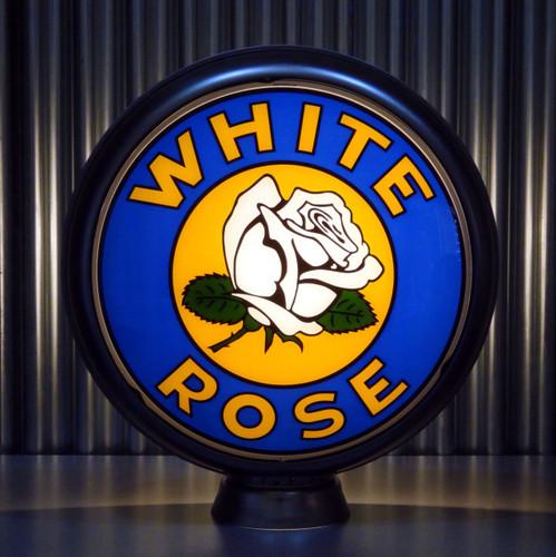 """White Rose Gasoline (Blue) 15"""" Lenses"""