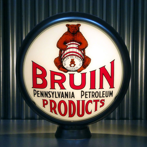 "Bruin Pennsylvania Petroleum Products 15"" Lenses"