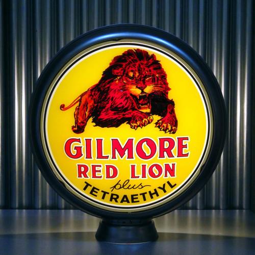 "Gilmore Red Lion Gasoline 15"" Lenses"