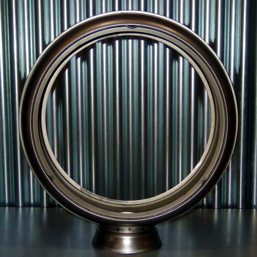 "13.5"" Steel High Profile Globe Body"