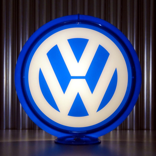 "VW Volkswagon - 13.5"" Advertising Globe"