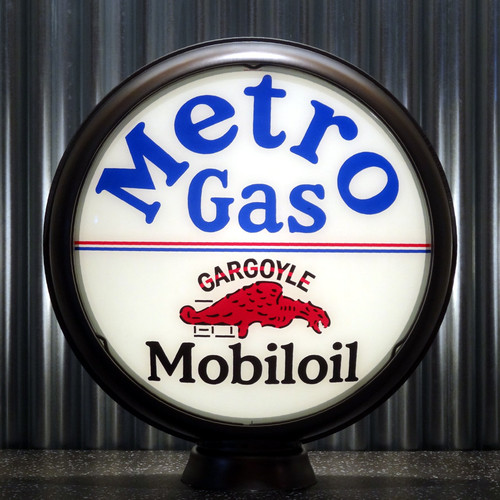 Pogo's Garage | Gas Pump Globes, Decals & Signs
