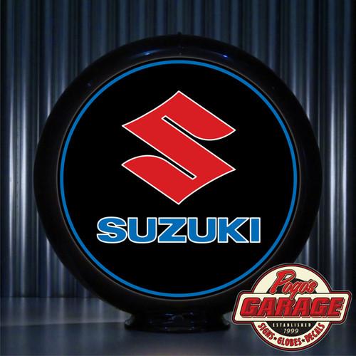 Suzuki Motorcycles custom globe