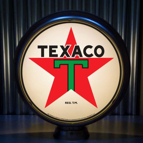 "Texaco Gasoline 15"" Lenses"