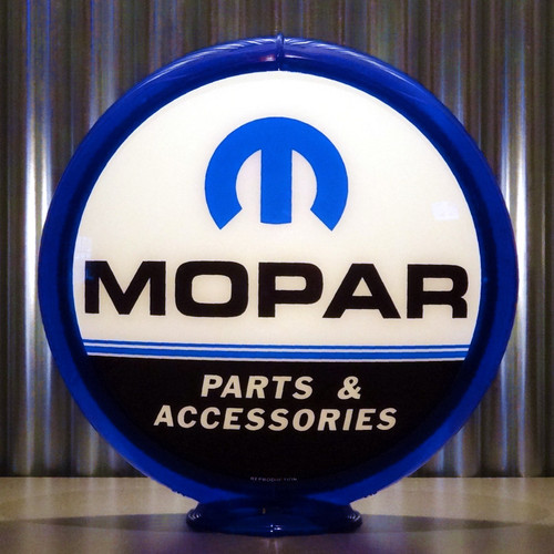 Mopar Accessories | Advertising Globe