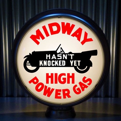 "Midway High Power Gas 15"" Ltd Ed Lenses Hasn't Knocked Yet"