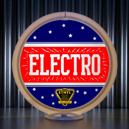 North Star Electro Gasoline | Gas Pump Globe