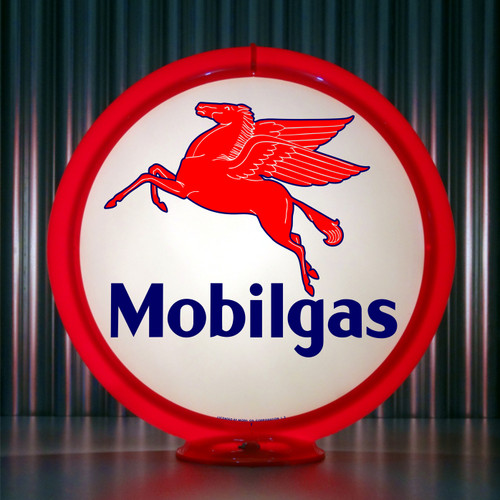 Mobilgas Flying Horse | Gas Pump Globe