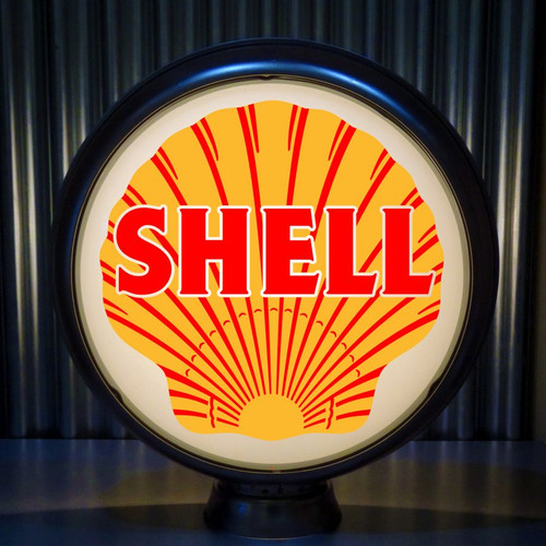 "Shell Gasoline (West Coast) 15"" Lenses"