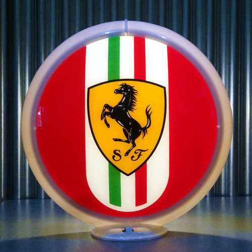 Ferrari - Gas Pump Globe
