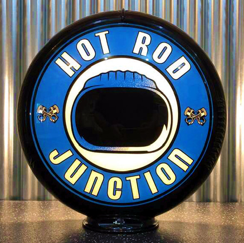 Hot Rod Junction custom globe