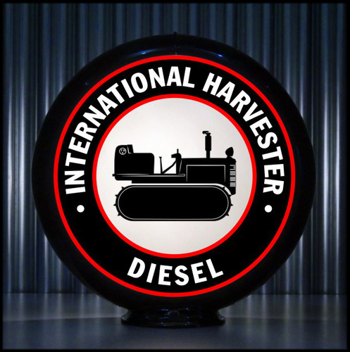 International Harvester Diesel custom globe