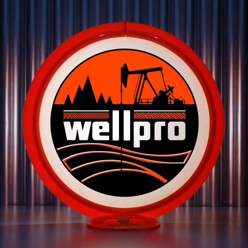 Wellpro Oilfield Services custom globe