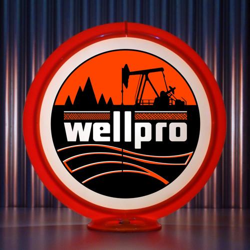 Wellpro Oilfield Services custom globe