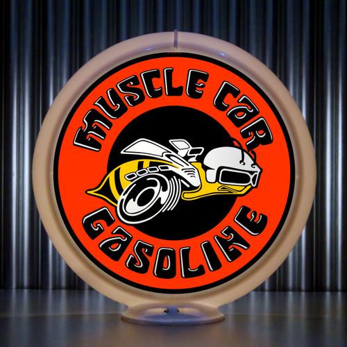 Super Bee - Muscle Car Gasoline | Gas Pump Globe