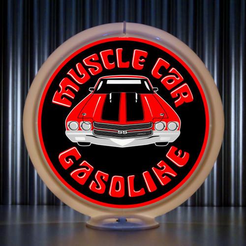 Chevelle SS - Muscle Car Gasoline | Gas Pump Globe