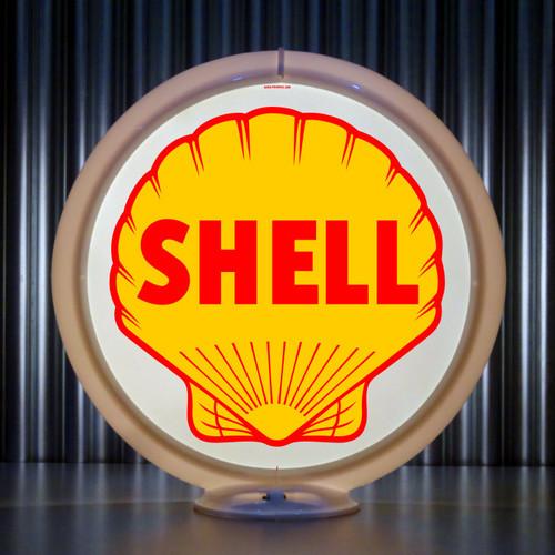 Shell Gas | Gas Pump Globe