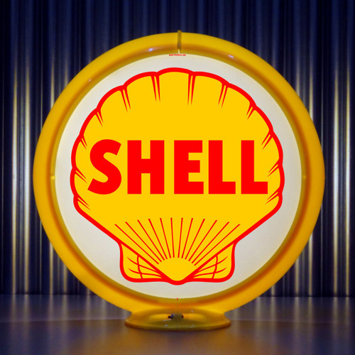 Shell Gas | Gas Pump Globe