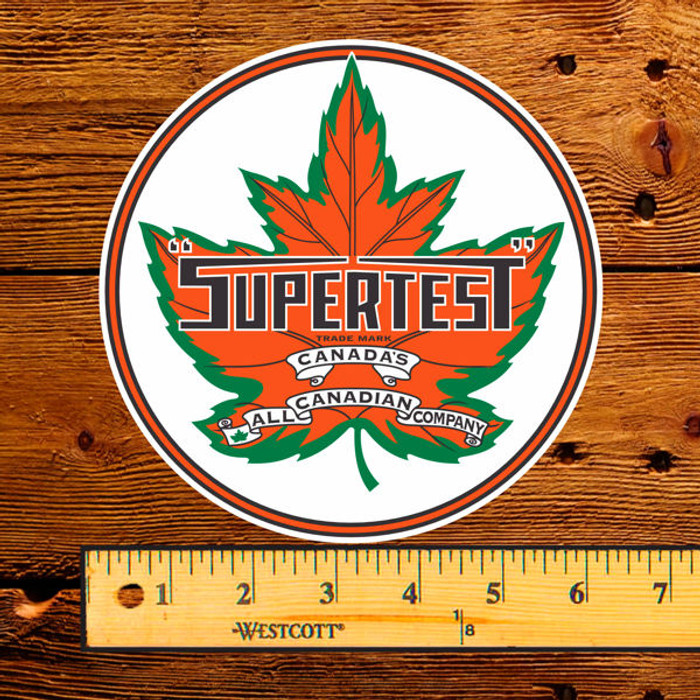 Supertest Leaf Gasoline 6