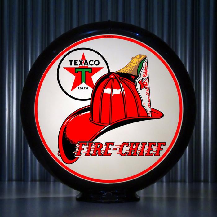 "G196 Texaco Sky Chief 13.5/"" Gas Pump Globe"