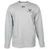 C8 Corvette Under Armour Gray Crewneck Sweatshirt