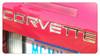 C4 Corvette Letter Kit (gold)