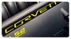 C6 Corvette LS2 Letter Kit - Yellow