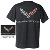 C7 Corvette Gray T-Shirt