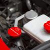 C7 Corvette Washer Fluid Cap (Corvette Font shown)